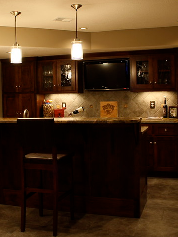 Carpet Network and Renovations New Orleans Custom Cabinets