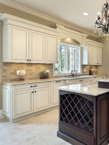 Carpet Network and Renovations New Orleans Custom Counter Tops